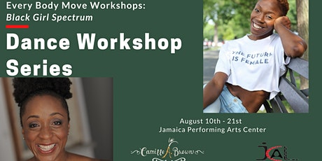 Copy of Black Girl Spectrum (Ages 13-17) - Every Body Move Workshops tickets