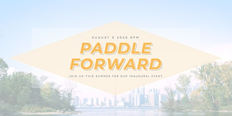 Paddle Forward tickets