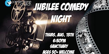 Jubilee Comedy Night tickets