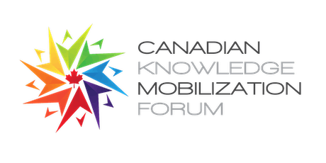 Canadian Knowledge Mobilization Forum 2020 billets