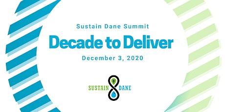 Sustain Dane Summit tickets