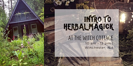 Intro to Herbal Magick tickets
