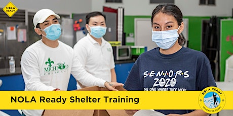NOLA Ready Intro to Sheltering Volunteer Training (STR 100) tickets