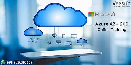 Microsoft Azure certification training @ Vepsun Technologies tickets