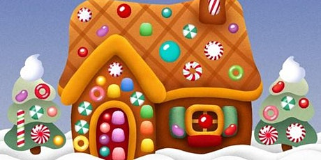 Virtual Gingerbread Girl Crafts and Activities Fun DEC 5 and  On Demand tickets