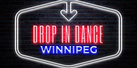 Drop in Dance Winnipeg Winter Showcase tickets