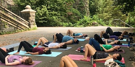 Yoga in the Park (small group) tickets