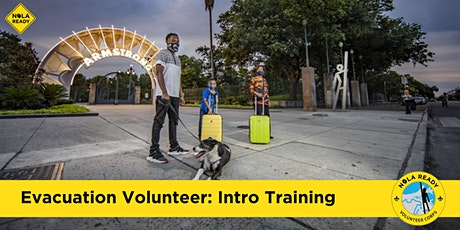 NOLA Ready Evacuation Volunteer Training (CAE 100) tickets
