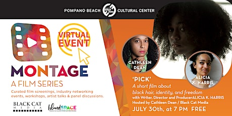 Montage: A Virtual Film Series tickets