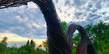 Last Saturday Sculpture Tour: Organic tickets