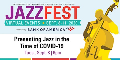 JazzFest 2020 | Presenting Jazz in the Time of Covid-19 tickets