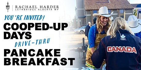 MP Rachael Harder's Drive-Thru Pancake Breakfast! tickets
