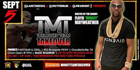 Floyd Mayweather Jr Host Lank The King & Sky Ferrari  Nashville Takeover tickets