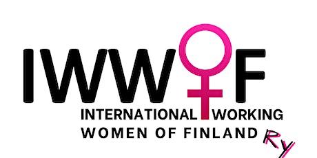 IWWOF anniversary seminar (BP) tickets