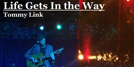 LIVE MUSIC--Tommy Link 6:30-9:30 PM tickets