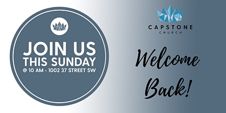 Capstone In-person Service | 10:00 AM tickets