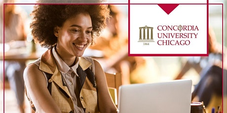 Concordia Chicago Online Graduate Program Webinar tickets