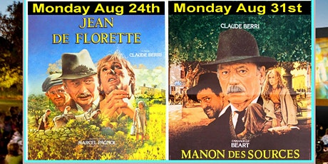 "Outdoor Cinema ""Jean de Florette"" tickets"