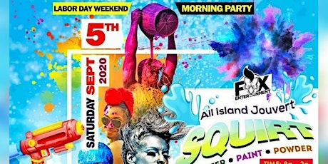 SQUIRT JOUVERT tickets