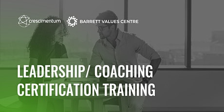 Leadership/ Coaching Certification Training bilhetes