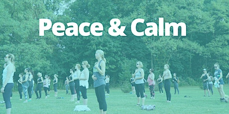 August 4th:  Outdoor Summer Yoga Series. Peace & Calm tickets