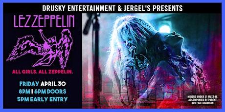 Lez Zeppelin tickets