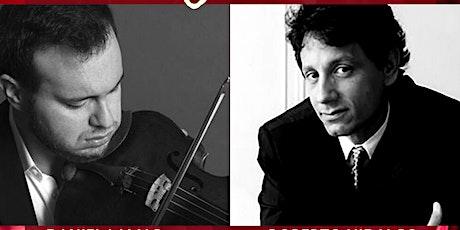 Musical Romance: Daniel Lamas & Roberto Hidalgo tickets