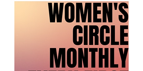 Monthly Women's Circle tickets