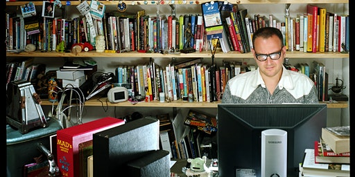 Zoom in with Sci-Fi Author Cory Doctorow