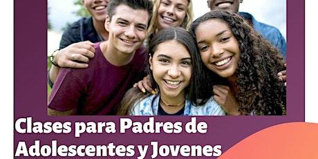 Clases De Padres De Adolecentes y Jovenes entradas