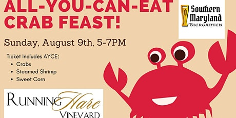 All You Can Eat Crab Feast! tickets