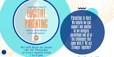 Positive Parenting Support Group tickets