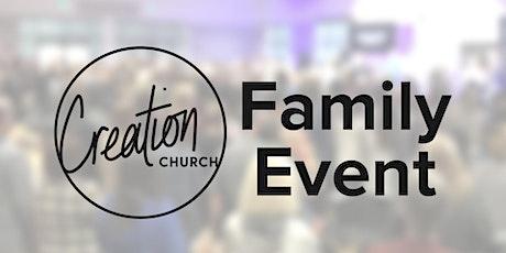 Creation Church Outdoor Service tickets
