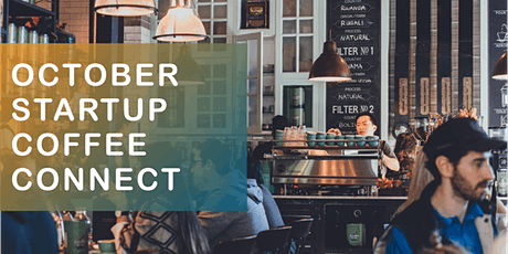 October Startup Coffee Connect tickets