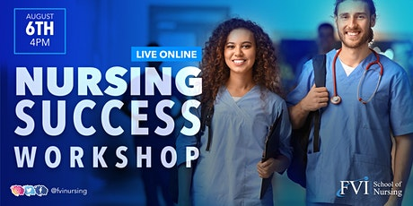 How to become a nurse in less than 22 months -Live Online tickets