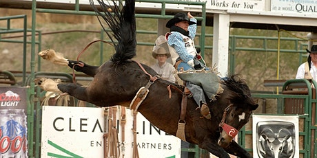 Pioneer Days Rodeo - Tough Enough To Wear Pink tickets