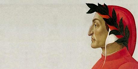 Ragionando d'amore con Dante, prof.ssa Sabina Gerardi biglietti