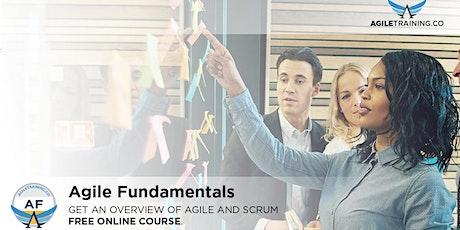 Free Agile Fundamentals Workshop- 21st August tickets