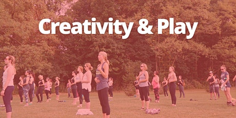 September 1st:  Outdoor Summer Yoga Series. Creativity & Play tickets