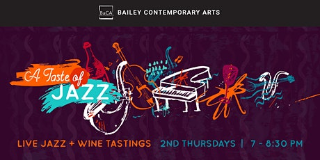 A Taste of Jazz Series tickets