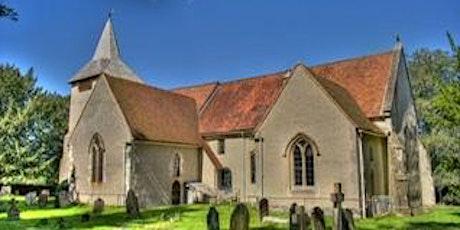 St Mary's Church, Aldermaston tickets