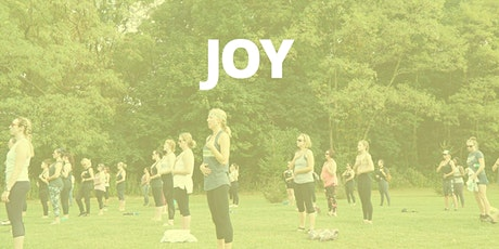 September 8th:  Outdoor Summer Yoga Series. Joy & Celebration tickets