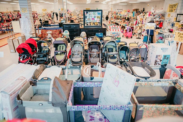 All-4-Kids Early Bird ALL-SEASON Consignmet Sale image