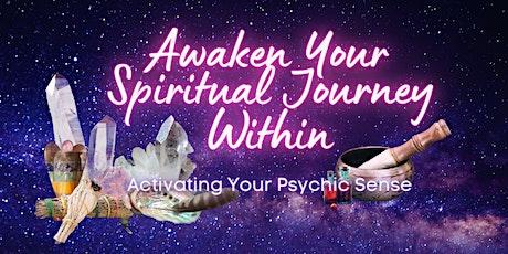 Awaken Your Spiritual Journey Within tickets