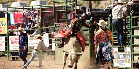Pioneer Days Rodeo - Saturday Afternoon tickets