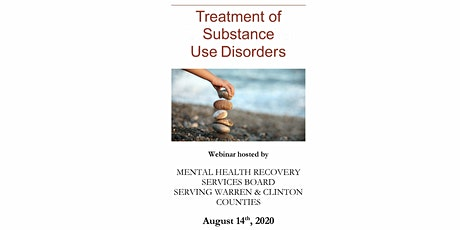 Treatment of Substance Use Disorders tickets