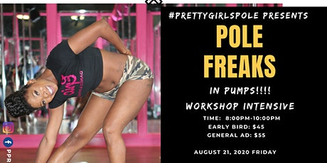 Pretty Pole Freaks in Pumps tickets