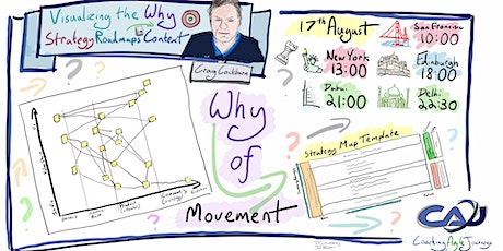 CAJ 051-Craig Cockburn-Visualizing the Why - Strategy & Roadmaps in Context tickets
