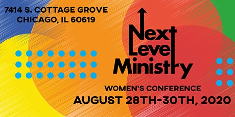 Next Level Ministry: Women's Conference 2020  - FREE tickets