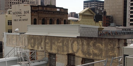 Forgotten Type views City Rooftops 26 Sept 12.30 & 2.30pm tickets